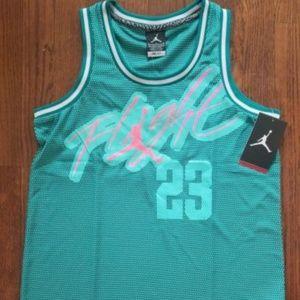 Retro Nike Jordan 23 Basketball Flight Tank Jersey